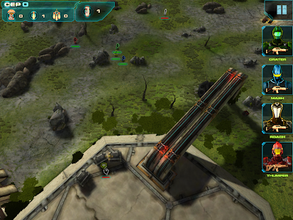 Line Of Defense Tactics Screenshot 20