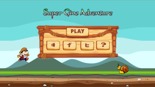 Super Gino Adventure