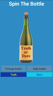 Truth or Dare - Spin d Bottle