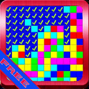 淋粉碎匹配顏色 棋類遊戲 App Store-愛順發玩APP