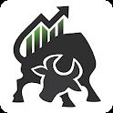Sensex & Nifty Trading icon