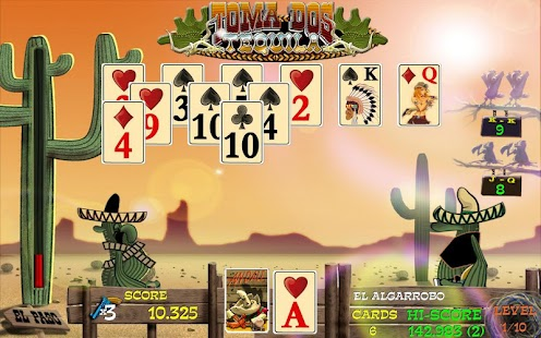 Toma 2 Solitaire Free - screenshot thumbnail