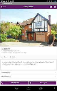Zoopla Property Search UK - Home to buy & rent- screenshot thumbnail
