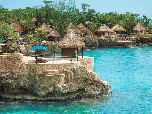 "Rockhouse-hotel-Jamaica - The Rockhouse, a boutique hotel on the cliffs of Pristine Cove just west of Negril, was awarded the No. 1 hotel in Jamaica and the No. 5 Hotel in the Caribbean in Travel + Leisure's list of the ""500 World's Best Hotels"" in 2014."