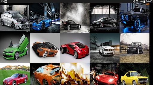 Tuning Cars Wallpaper