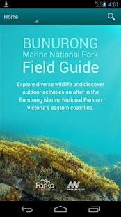Bunurong Marine Field Guide - screenshot thumbnail