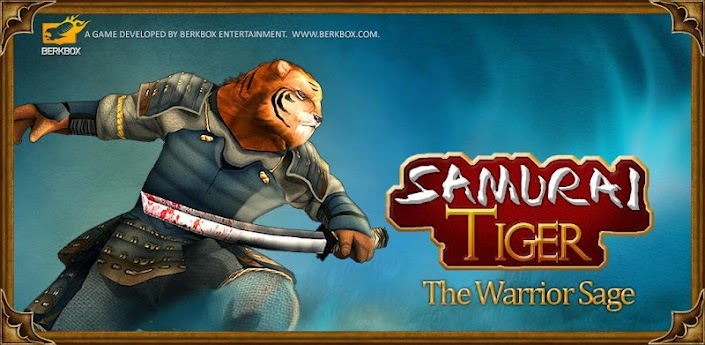 Samurai Tiger v1.2.4 Mod (Unlimited Money) Apk