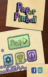 Paper Pinball HD - Lite Screenshot 2