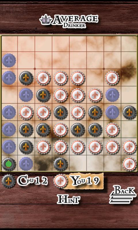 Tiddly Reversi-Tiddly Games- screenshot