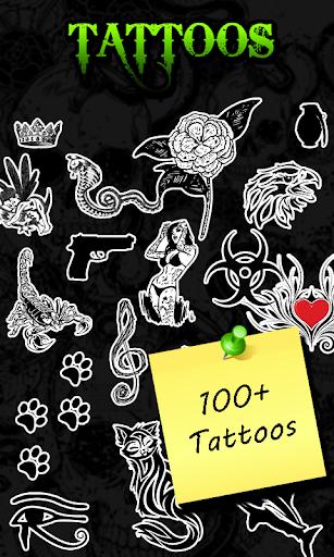 Tattoo Camera 612