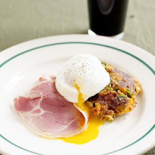 Bubble & Squeak With Ham & Eggs