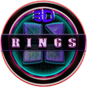 Next Launcher 3D Rings Theme