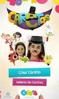 Screenshot of Caretas