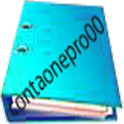 account books contaonepro00 * logo