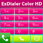 ExDialer Color HD