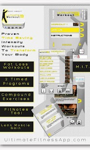Ultimate Workout 3 Free BodyW - screenshot thumbnail