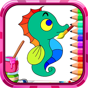 Kids coloring book for PC and MAC