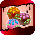 Chocolate Match 3 Puzzle Kids icon