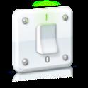 Close + (Smart Screen On/Off) icon
