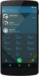 ExDialer - Dialer & Contacts Screenshot 4