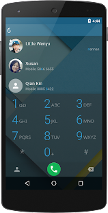ExDialer - Dialer & Contacts- screenshot thumbnail