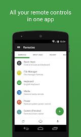 Unified Remote Full Screenshot 1