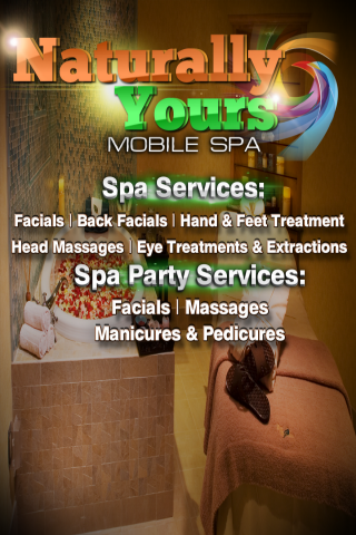 NATURALLY YOURS MOBILE SPA