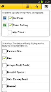 AA Parking - screenshot thumbnail