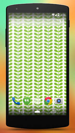 Vine Leaf Wallpapers Patterns