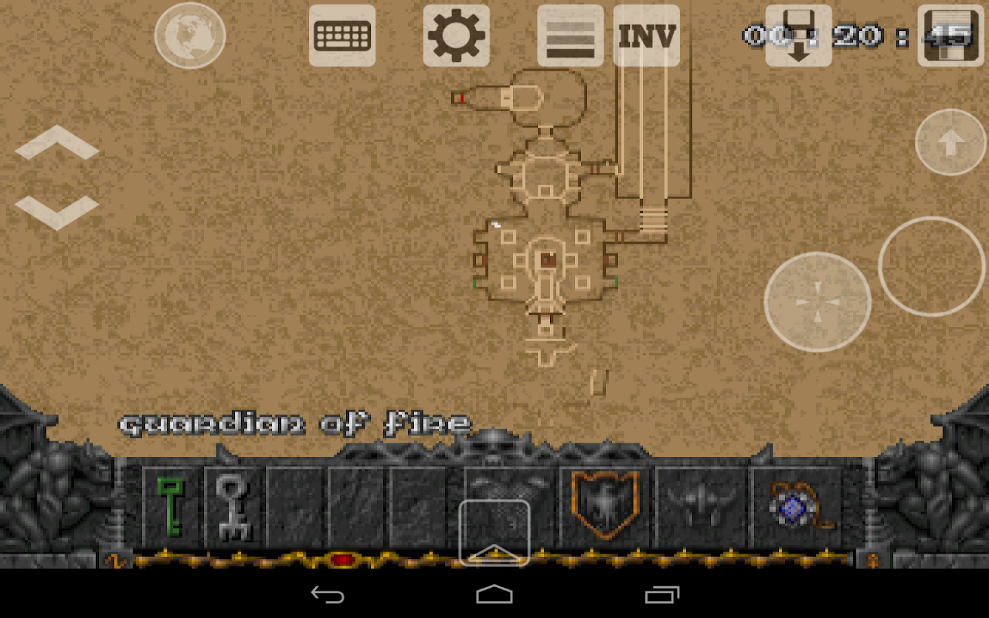 Hexen Touch [Chocolate] - screenshot