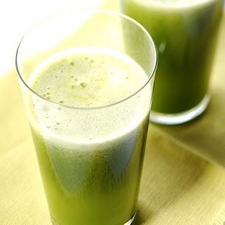 Green Vegetable Cocktail.