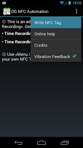 DG NFC Automation