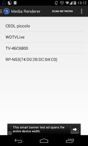 UPnP Scanner