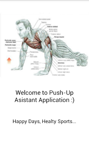 Push-Up Assistant