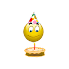 Birthday Emoticons icon