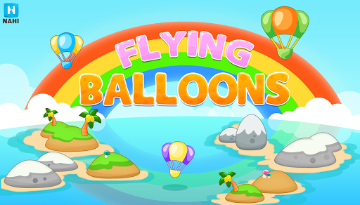 NEJ - Flying Balloons