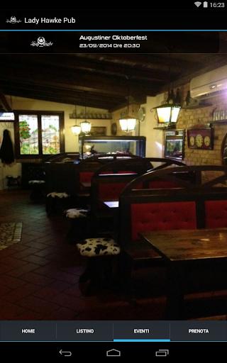 【免費旅遊App】Lady Hawke Pub-APP點子
