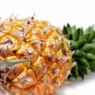 Salade Van Ananas En Rode Biet Met Feta
