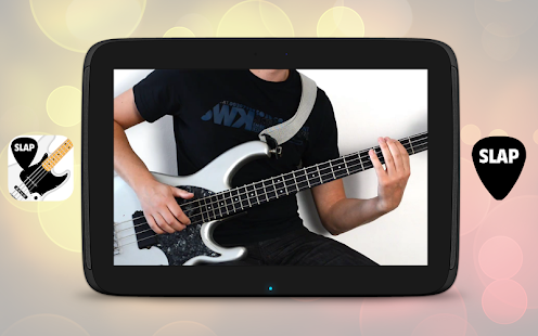 SLAP Bass Lessons HD VIDEOS - screenshot thumbnail