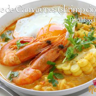 Chupe De Camarones (shrimp Cioppino)