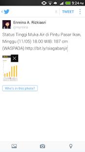 Siaga Banjir - screenshot thumbnail