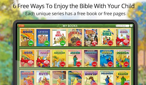 玩免費書籍APP|下載The Children's Bible's app不用錢|硬是要APP