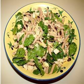 Chicken and Bacon Pasta Salad