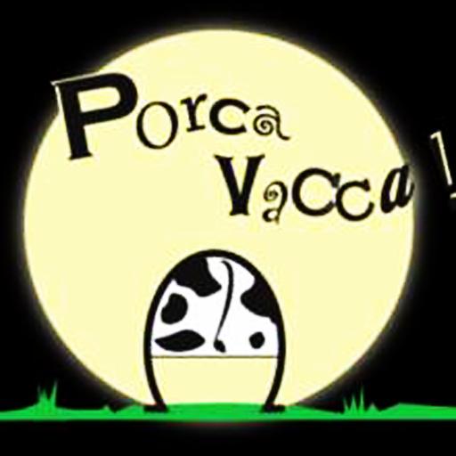 Porca Vacca LOGO-APP點子