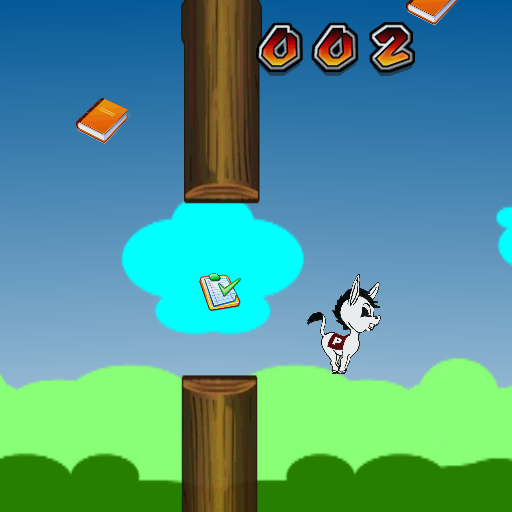 Donkey Fly