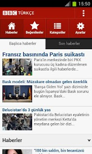 BBC Türkçe - screenshot thumbnail