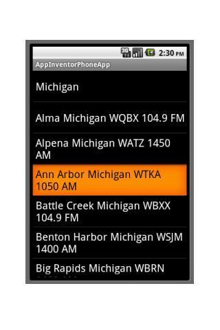 Michigan Football Radio