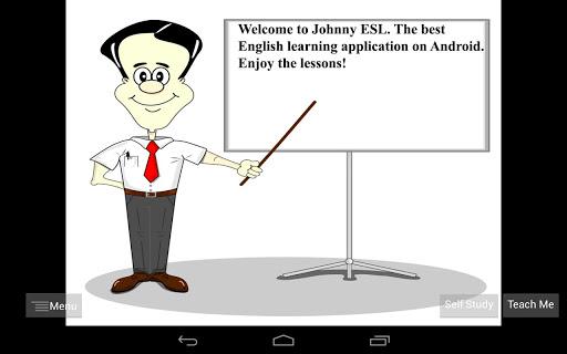 Johnny ESL Book 1