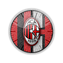 AC Milan Analog Clock Widget icon