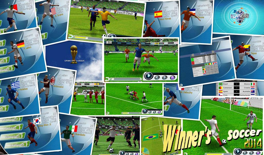 Winner Soccer Evolution- screenshot